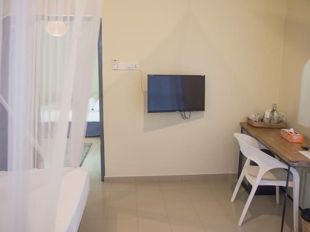Family 2 bedroom apartment