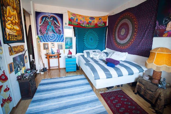 Unique apartment in trendy Södermalm