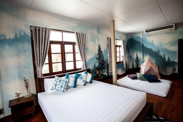 Baan Suan Krung Kao: 4 Bedroom Villa