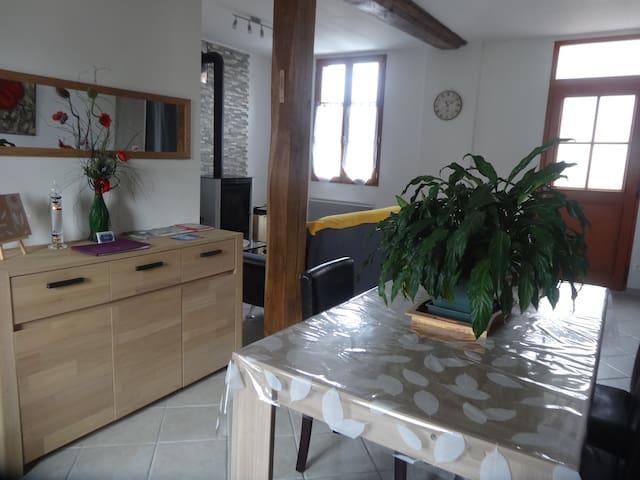 Charmante maison Solognote renovée