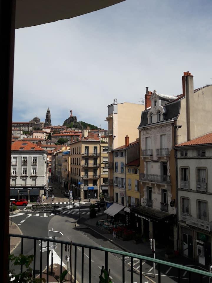 Appartement centre ville prèsdu centre historique