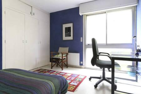 une jolie chambre dans une Villa avec cheminée ! - Fontenay-aux-Roses - Villa