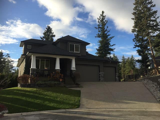 """The Pool House"" - West Kelowna - Apartamento"