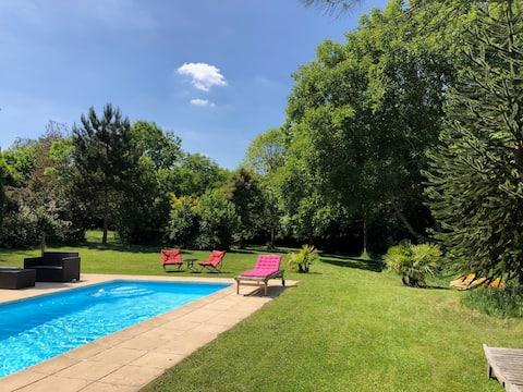 Tranquillo Happy House con piscina privata
