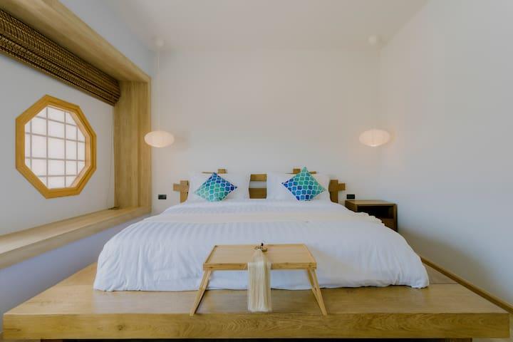 Wayla villa Japanese Room@ Maikhao beach