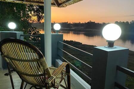 Aqua water front resort  periyar River view resort