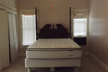 The Carriage House Apartments Upstairs Unit - DeRidder