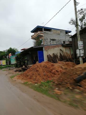 House for sale in Duong Van Nga street