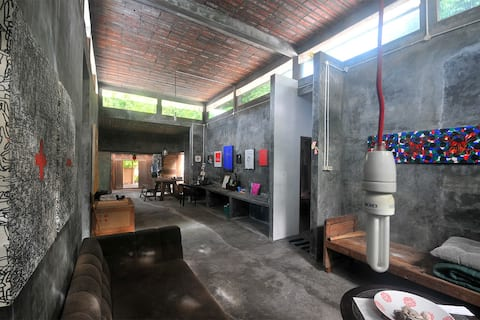 Homestay Madukismo - Blue Room