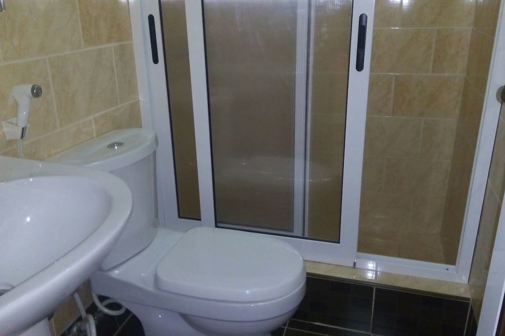 baño habitación #2