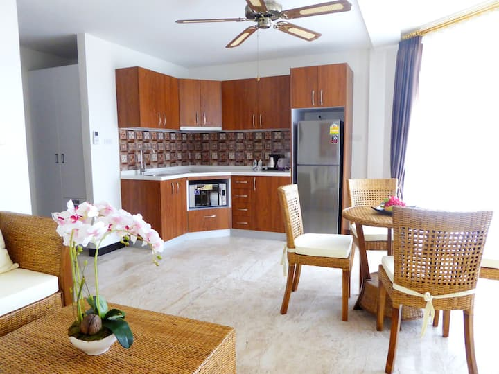 Superior holiday apartment perfect for 2 people