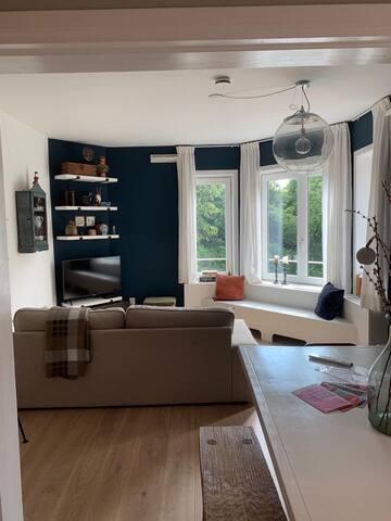 Private stylish home in Amsterdam