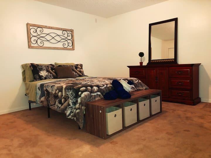 Private  Spacious Room #2