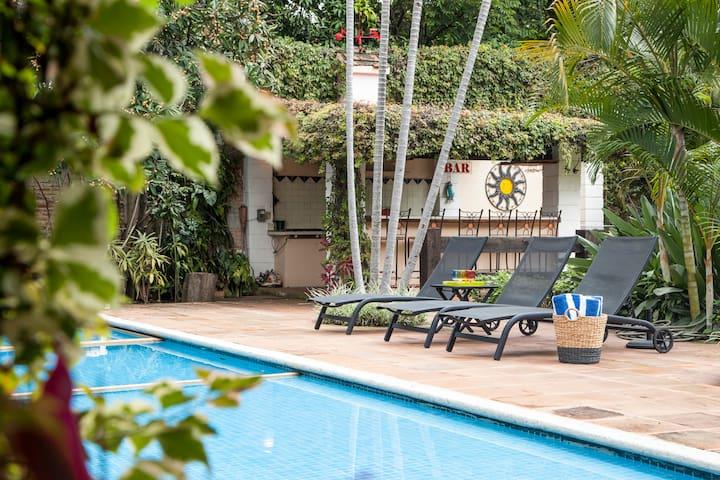 La Casita Del Jardín B&B - Cuernavaca - Apartment
