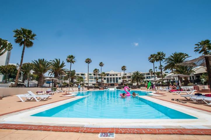 Estrella de mar Apartment 2 - Shared pool