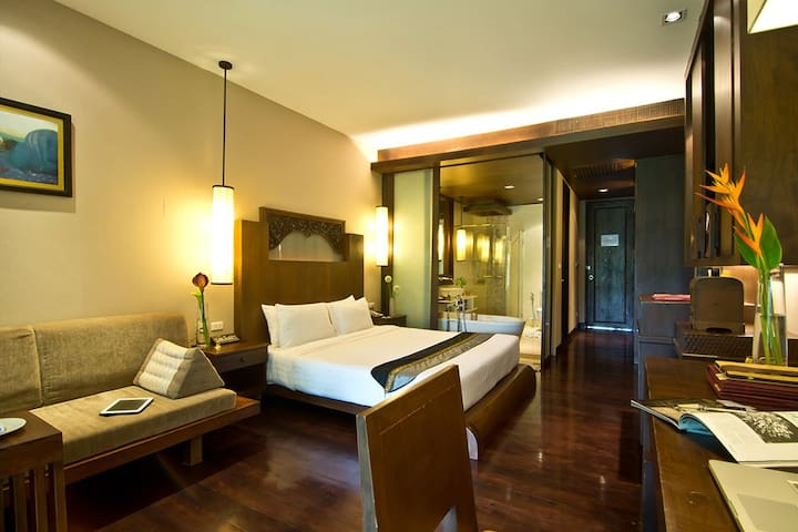 Luxury Valley Deluxe Double Room Chiang Mai