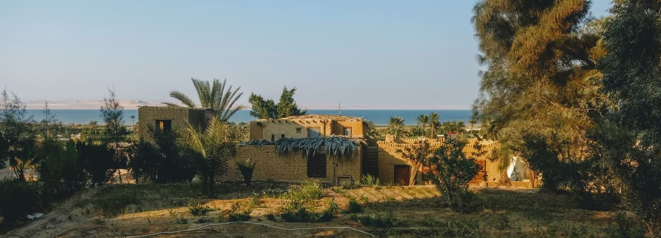 "Abouzeid's house "" lake view ""."