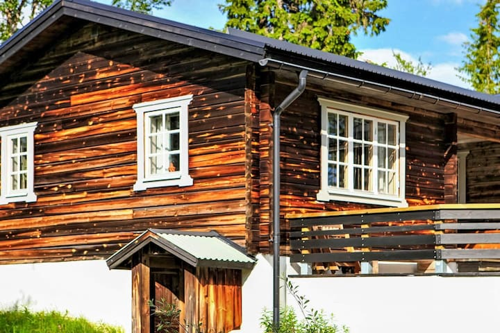 4 person holiday home in FUNÄSDALEN