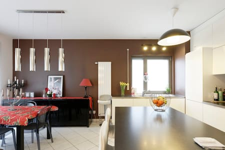 Bright room in a modern apartment - Luxemburg City, Beggen
