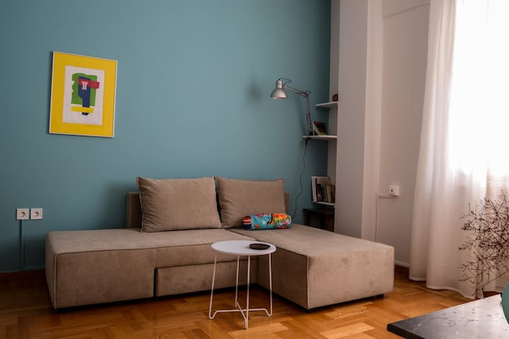 """Charming """"eko place"""" in the heart of Athens - Athina - Apartment"""