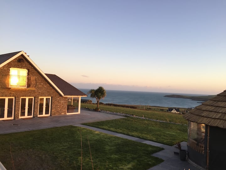 Read Reviews, kinsale,Ocean View,sleeps21,6bedroom