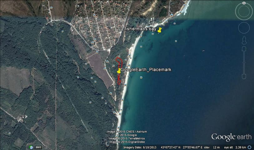 Camping . Private camping - Varna - Bed & Breakfast