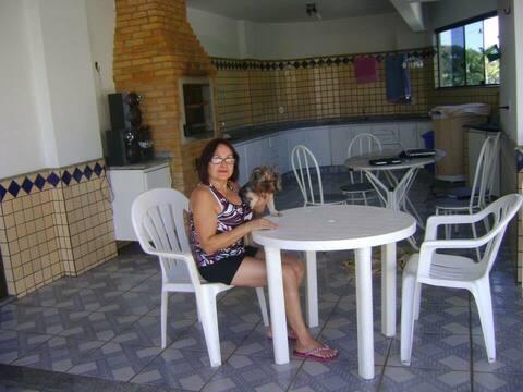 COBERTURA ALTO PADRÃO ÓTIMA LOC. CALDAS NOVAS GO