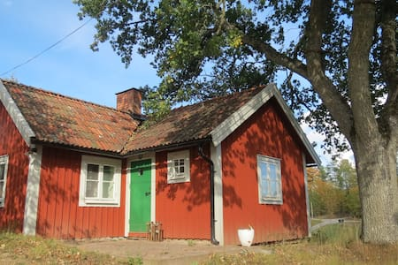 Torpstuga - Södertälje S - Hus