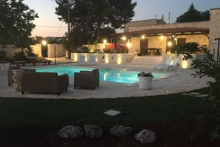 Villa indipendente con piscina privata a Noci - Noci