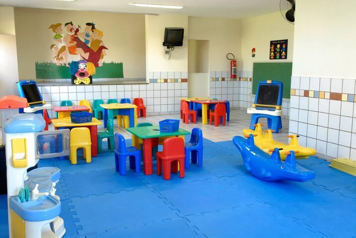 3 quartos no Porto Real Resort - Mangaratiba - Porto Real - Apartemen