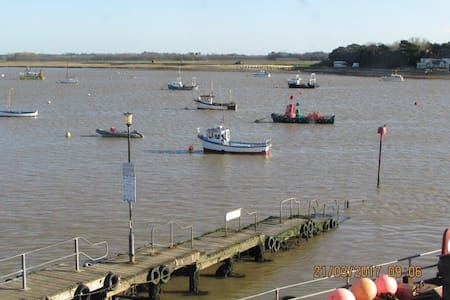 Harbour View - Suffolk - Hus