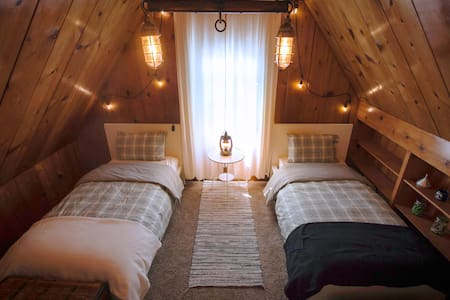 PDX BASECAMP: The Glamping Room