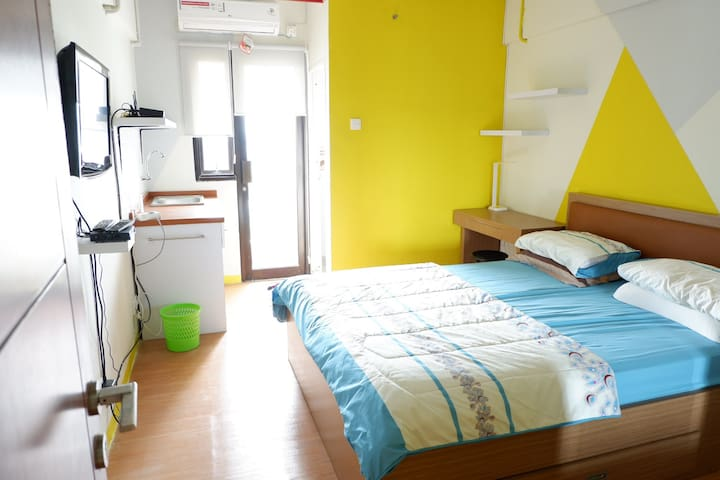 New furnished Studio in South Jakarta