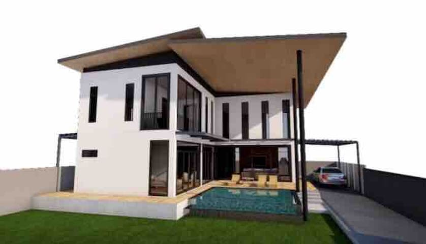 Newly Built Modern 3-Bedroom Villa wt Private Pool