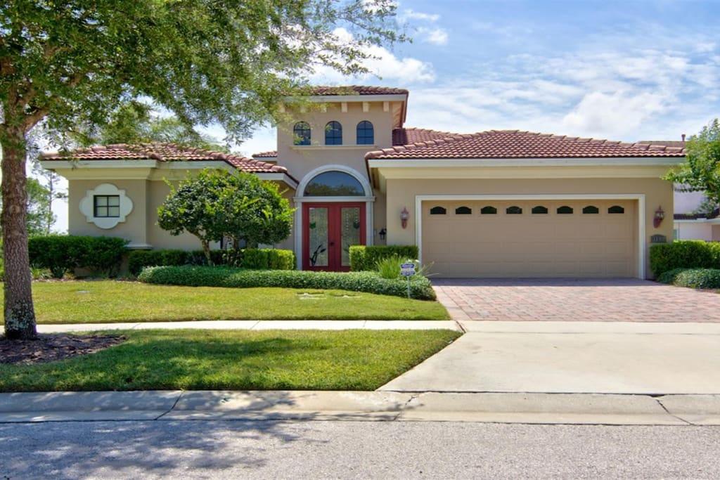 Sweet Home Vacation Disney Rentals Vacation Homes Florida Orlando Reunion Resort