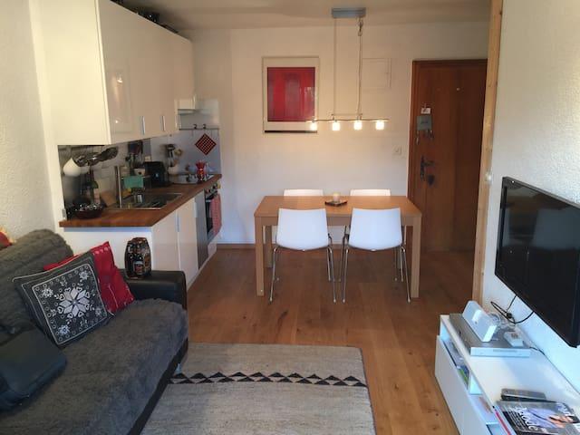 Verbier, cosy 2 rooms