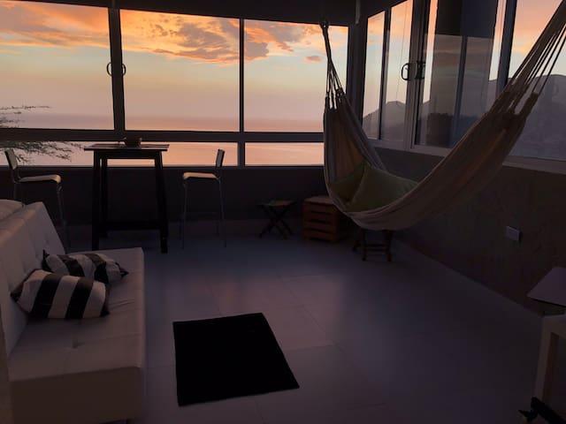 Taganga sunsets
