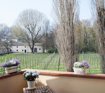 B&B Villa Stefania - LUCIO Camera con VISTA - Noventana - Bed & Breakfast