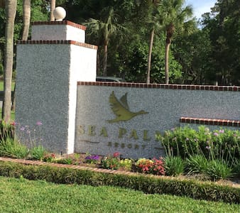 Sea Palms Golf Resort on St.Simons