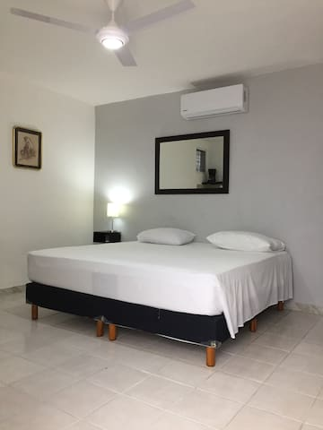 #2 Modern Hacienda Style. Contemporary Studio - Playa del Carmen - Lejlighed