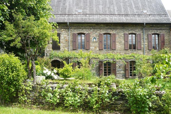 Maison de montagne authentique