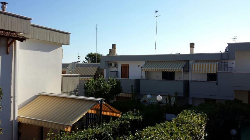 Santa Cesarea Terme intera proprietà 200mt mare - Santa Cesarea Terme - Apartment