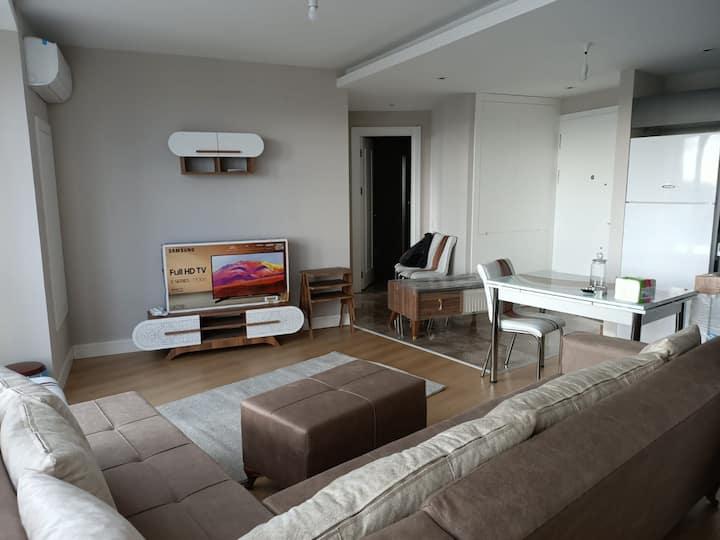 Luxury Brand new flat in bahcesehir (Akbati Avm)