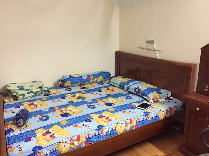 One room for rent. Homestay, warm.