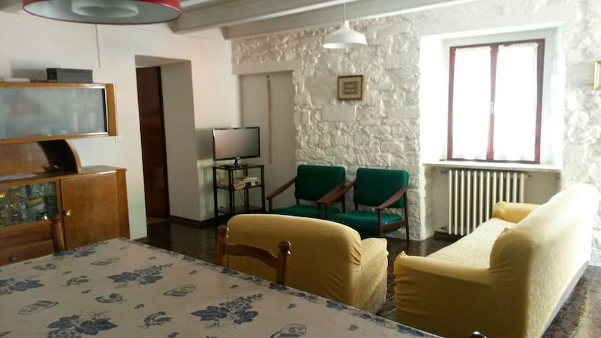 Apartment in the medievial village of Premilcuore