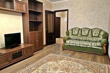 Квартира класса комфорт в Подольске - Podolsk - Huoneisto