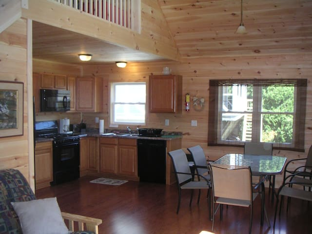 Heron Lodge, Thousand Islands - Hammond - Casa