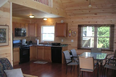 Heron Lodge, Thousand Islands - Hammond - Casa