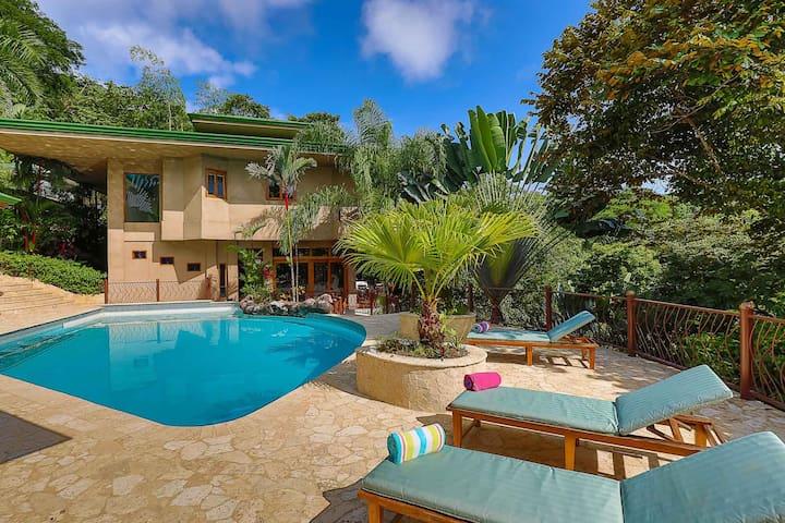 Estrella del Mar: Spacious 6 Bedroom Villa