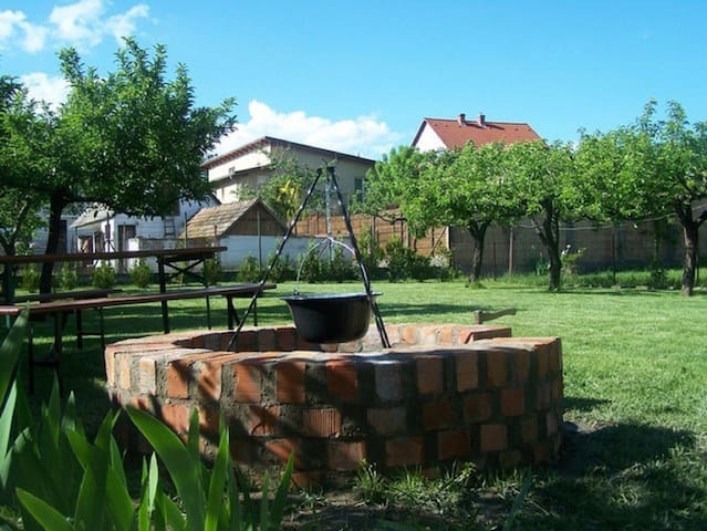 House for 14 persons with WLAN in Siófok R30146